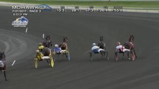 Mohawk, Sbred, July 21, 2017 Race 3