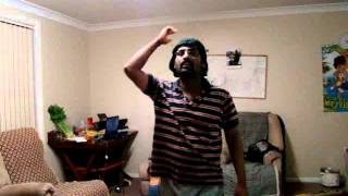 supraja & daddy dance