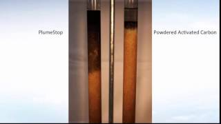 PlumeStop Distribution vs Powdered Activated Carbon