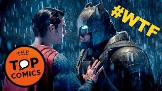 5 cosas que no tienen sentido en Batman v Superman