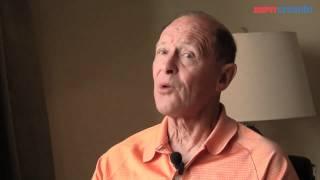 My XI - Geoffrey Boycott: Michael Holding -