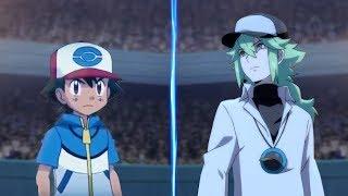 Pokemon Battle USUM: Unova Ash Vs N (Pokémon Unova League Face Off!)