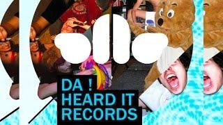 DA ! HEARD IT RECORDS -Netlabel & Culture Libre-  (FR)