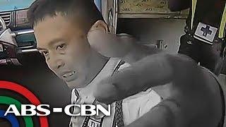 TV Patrol: Gwardiya at motorista, nagsakalan at kagatan sa Las Piñas
