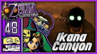 Moggy & Jonny lieben The Legend Of Zelda: Majoras Mask! - [Ikana Canyon] #48