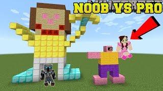 Minecraft: NOOB VS PRO!!! - BUILD BATTLE PRO MODE! - Mini-Game