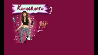 division minuscula - sognare (karaoke)