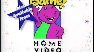 Barney- Imagination Island Preview or Trailer From (1994-1995)