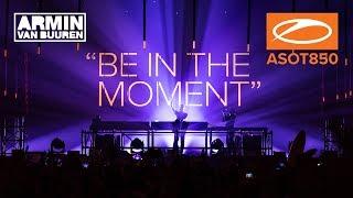 Armin van Buuren's warm-up set live at A State Of Trance 850, Jaarbeurs Utrecht. [#ASOT850] [HD]