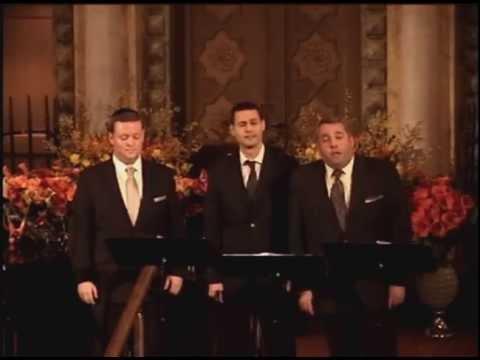 The three tenors Cantors Berson, Schwartz and Zelermyer שלושת הטנורים החזנים ברסון, צלרמייר ושוורץ