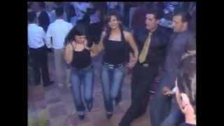 سيمون العجي و جلال حمادي حفلة نبع التنور  عتابا + أغنية  عمي حسين