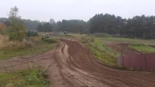 Oscar Brix - Motocross træningsdag på Saxtorp