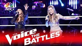 The Voice 2016 Battle - Alisan Porter vs. Lacy Mandigo: