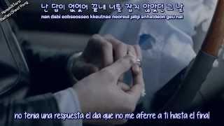 [MV] No Answer Hong Dae Kwang [Sub español + Romanizacion + Hangul]