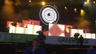 Mark Ronson - Valerie (live in Glastonbury 2015)