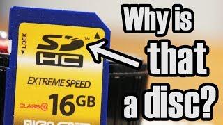 The Odd History of the SD Logo