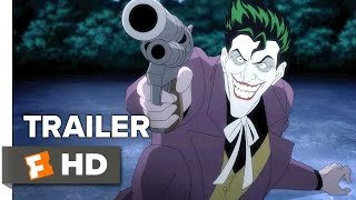 Batman: The Killing Joke Official Trailer 1 (2016) - Mark Hamill Movie