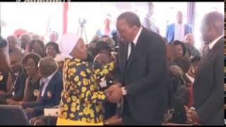 Gikeno gia Celina: Celina Muthoni ni muraata wa tene wa mutongoria wa bururi
