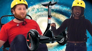Cheap Hoverboard Vs. Expensive Hoverboard