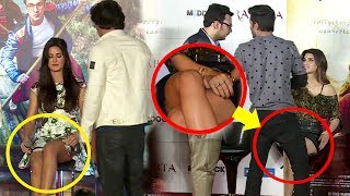 Ranbir Katrina Vs Sushant Saving Kriti From WARDROBE MALFUNCTION In Public