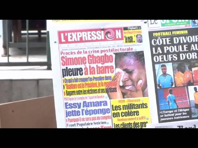 La presse ivoirienne sur le procès de Simone Gbagbo - APA