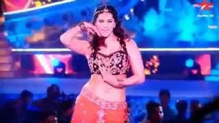 Copy of Sunny Leone Hot Performance Big Star Entertainment Awards 31th December 2013