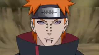 Naruto VS Pain HD Pelea Completa By GreenPark2141