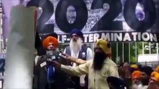 Khalistan jindabad sikh referendum 2020
