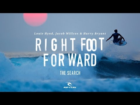 Right Foot Forward | The Search