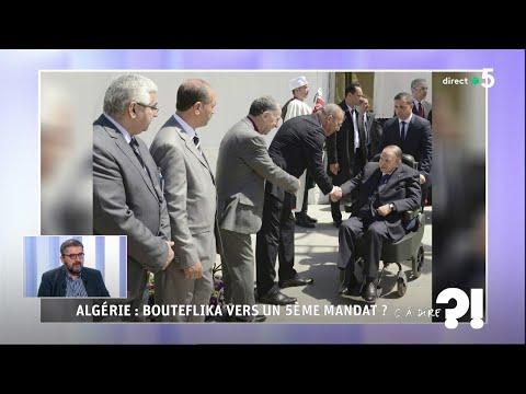 Xxx Mp4 Algérie Bouteflika Vers Un 5ème Mandat Cadire 02 05 2018 3gp Sex