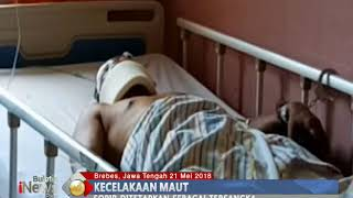 Sopir Truk Ditetapkan Tersangka Terkait Kecelakaan Maut di Brebes - BIP 22/05