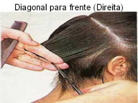 corte de cabelo visagismo