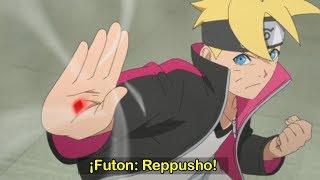 7 Curiosidades / Errores de Boruto Naruto Next Generations 67