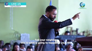 Presence Tv Channel ( አዲሱ መንገድ ) Sep 2, 2017 With Prophet Suraphel Demissie