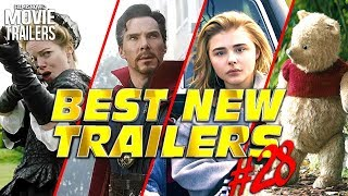 BEST NEW Weekly TRAILER Compilation (2018) - #28