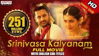 Srinivasa Kalyanam New Released Full HD Hindi Dubbed Movie 2019  Nithiin,Rashi khanna,Nandita swetha