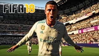 FIFA 18 ● CRAZY GOALS COMPILATION