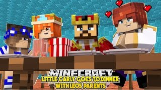 SAYING I LOVE YOU TO LITTLE CARLY!! Minecraft Love Story | w/LIttle Carly| Custom Roleplay |