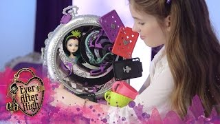 Way Too Wonderland and Raven Queen Playset – Instructional Video | Ever After High
