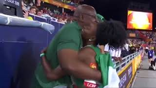 Nigeria's Tobi Amusan wins gold medal in 100m race at the Commonwealth games
