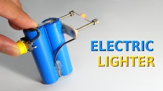 How to make an Electric Lighter at home