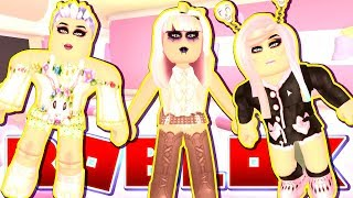 Who Did the Best? - Roblox Salon & Spa with Gamer Chad & MicroGuardian - DOLLASTIC PLAYS!
