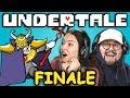 FINAL EPISODE! | UNDERTALE - Part 8 (React: Let