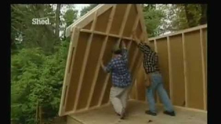 New Yankee Workshop S18E10 Storage Shed