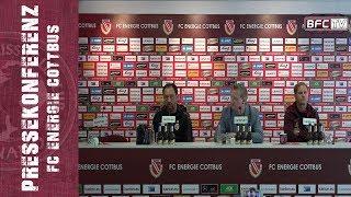 7.Spieltag - Regionalliga Nordost - FC Energie Cottbus - BFC Dynamo 3:1 - 17.09.2017 - PK