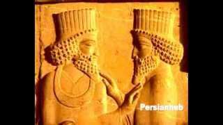 """شکوه تخت جمشید """"زبان پارسی"""""""