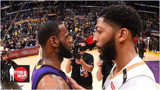 Anthony Davis' desire to join Lakers grew after NBA Finals - Brian Windhorst | Stephen A. Smith Show