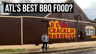BEST BARBECUE IN ATLANTA? | LUNCH AT B