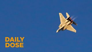 What Would Israel's Interest Be in Striking Iraq Targets?