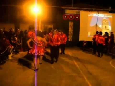 El Taquirari Baile Folklorico 2013 2°B San Francisco